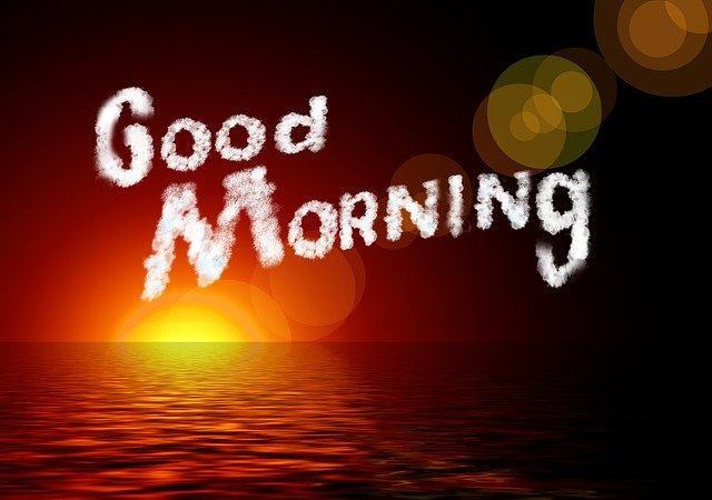 Good Morning Images, Wallpapers & Pictures, Pics, Photos HD