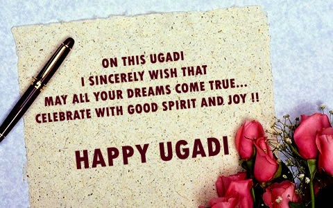 happy ugadi images and pictures