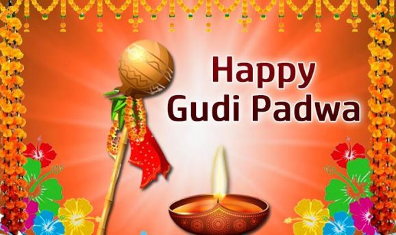 wish you happy gudi padwa images