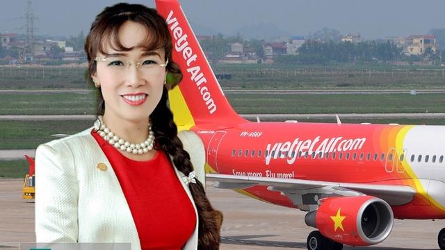 Nguyen Thanh Ha owner of VietJet Air bikini airline
