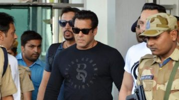 Salman Khan Arrested and Jailed for 5 years in blackbuck poaching case