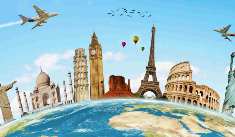 How to travel the world on a budget?