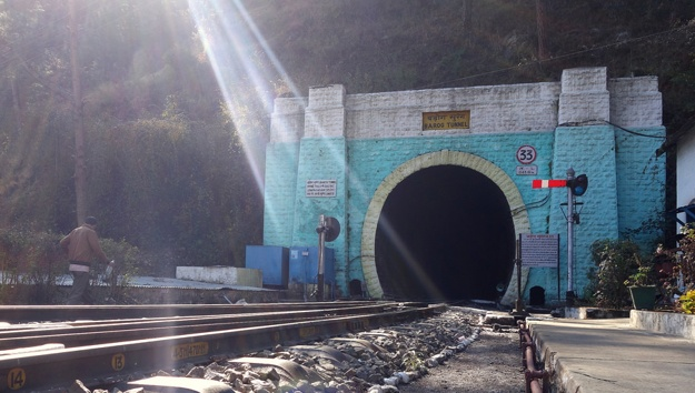 Tunnel No.33 Shimla haunted
