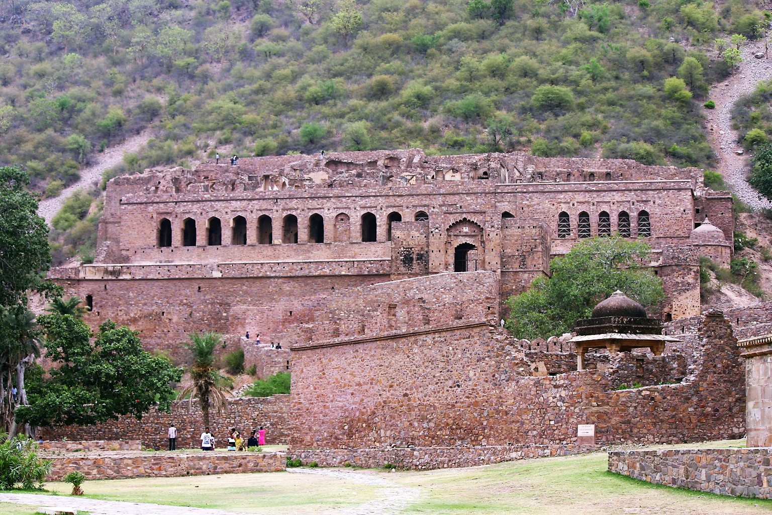 bhangar fort haunted