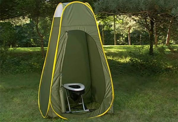 Travel Toilets