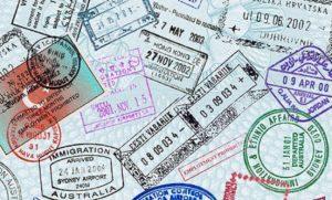 full form of visa