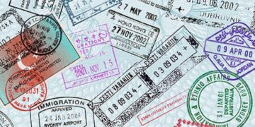 full form of visa
