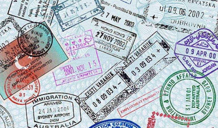 What is the full form of VISA?