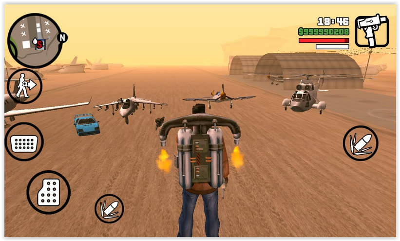 GTA San Andreas Apk Download