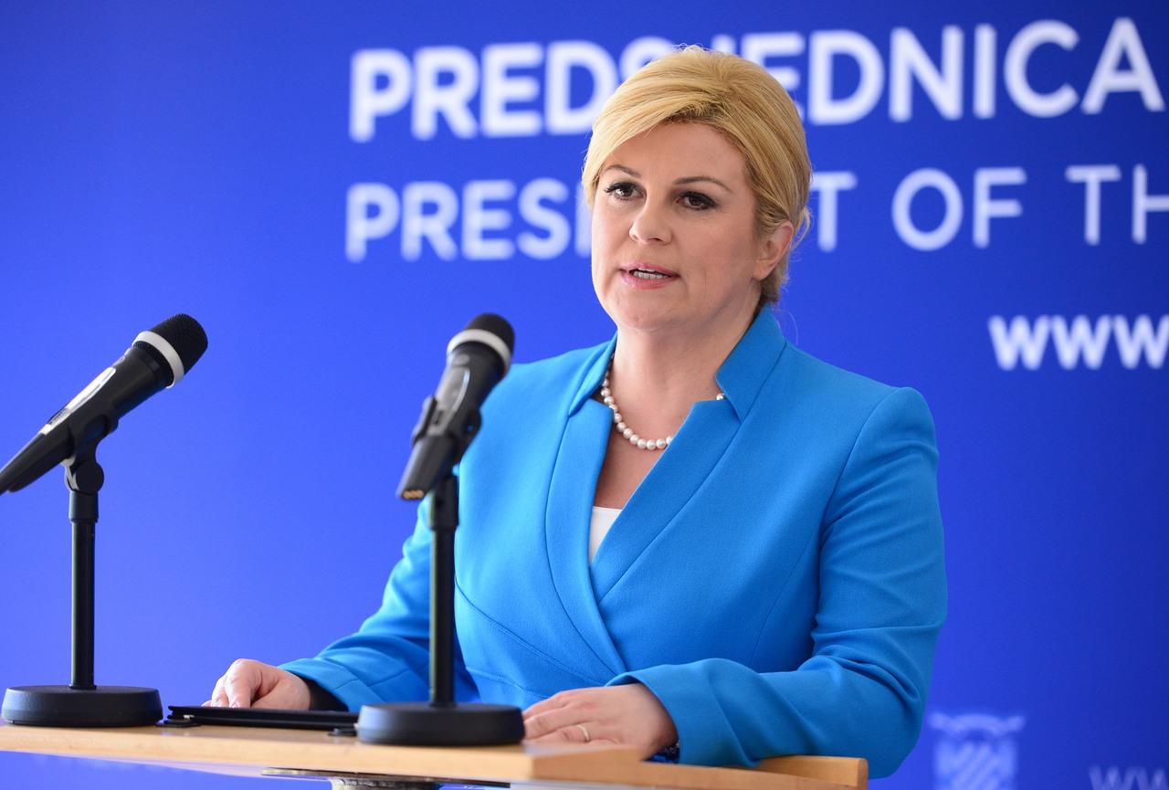 Kolinda Grabar Kitarović sexiest president