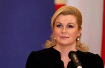 kolinda grabar kitarovic sexiest president photos