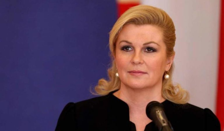 Kolinda Grabar Kitarović: Titled As The Sexiest President In The World
