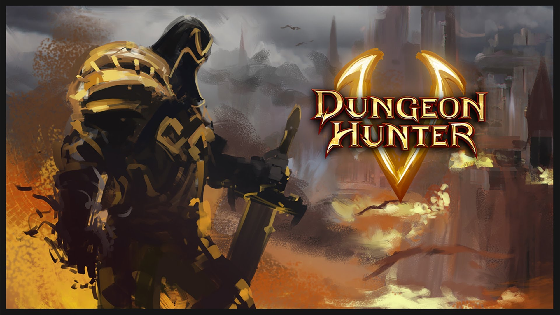 best game for android and iphone Dungeon Hunter 5