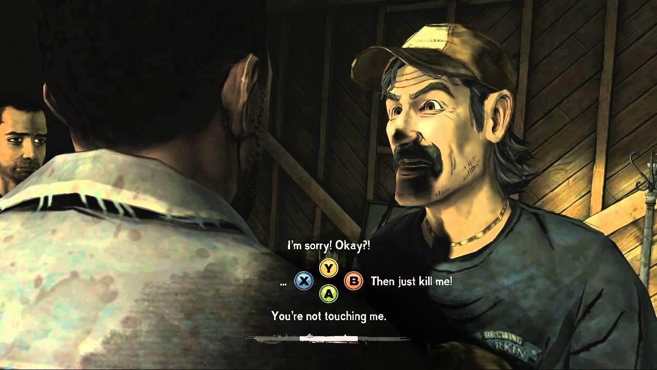 best game walking dead