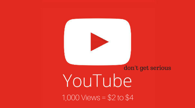 how to make money from youtube like a pro