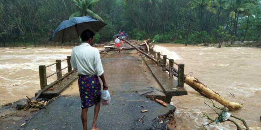 kerala floods google plus code