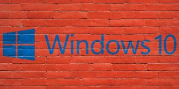 Windows 10 Recovery Partition