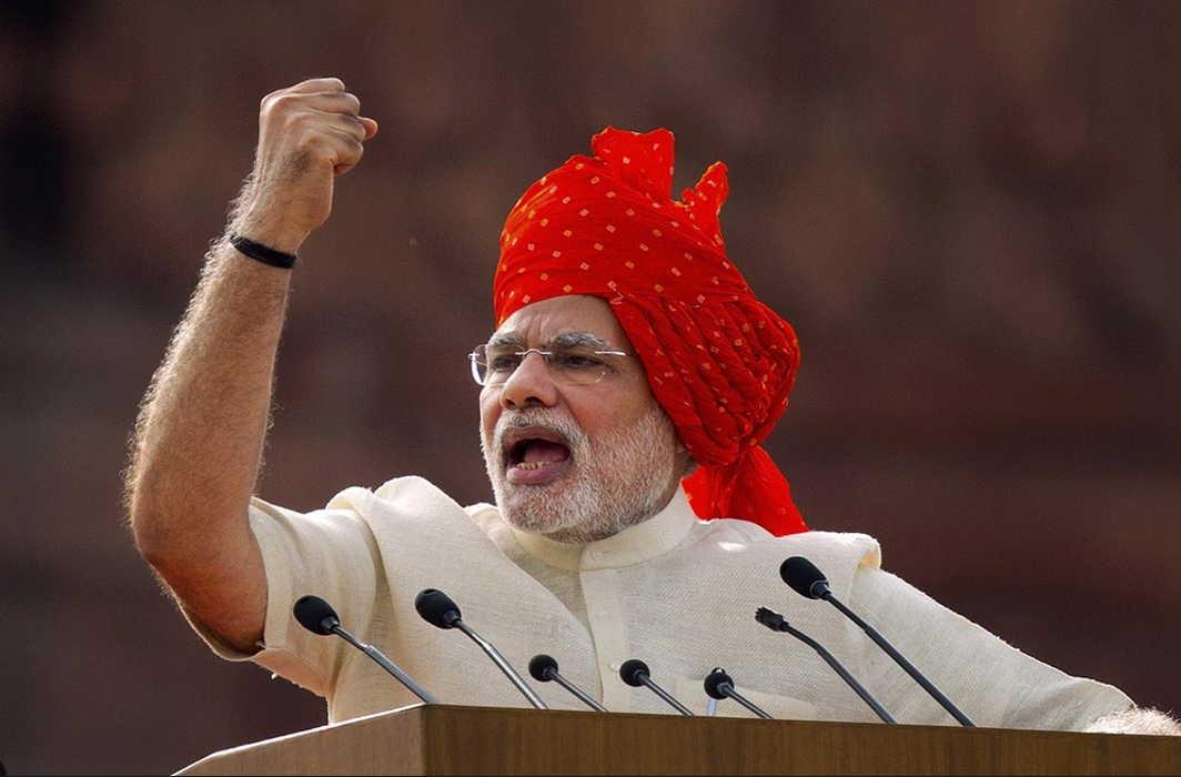 narendra modi leader