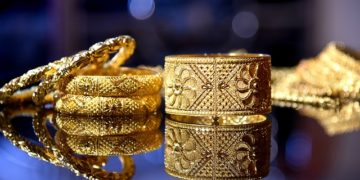 Gold Bangles in India