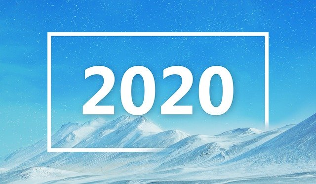 beautiful new year images 2020