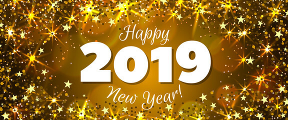 happy new year 2019 hd wallpapers