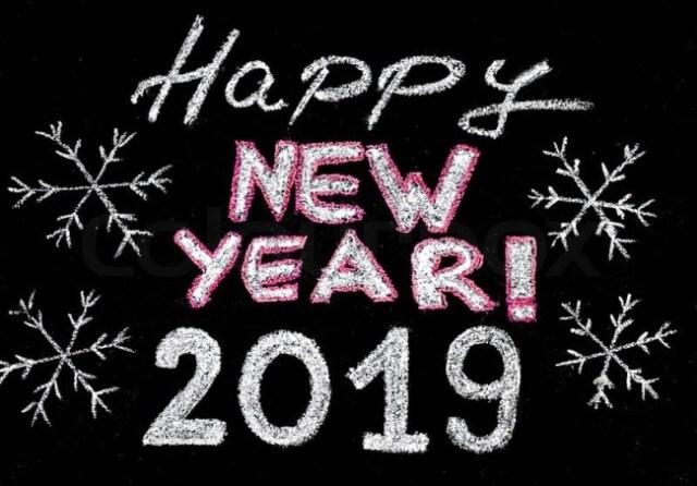 happy new year 2019 hd photos