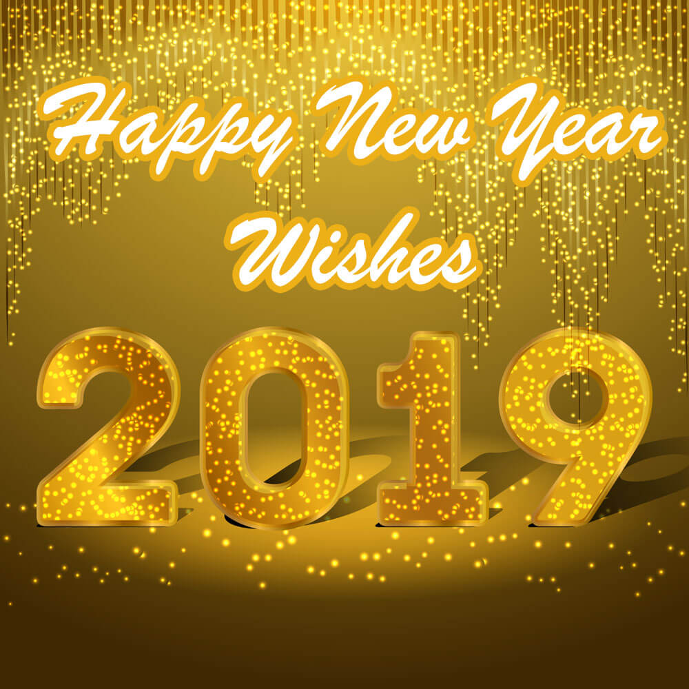 New Year 2019 Images, Wallpapers and Pictures in HD