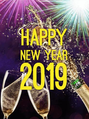 new year 2019 hd photos