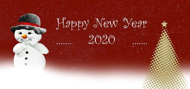 new year 2020 pics hd