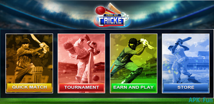 HitCricket android game
