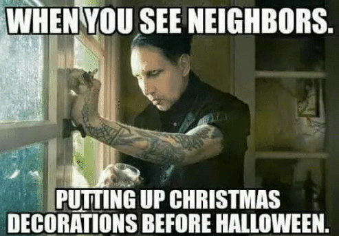 excited for christmas meme