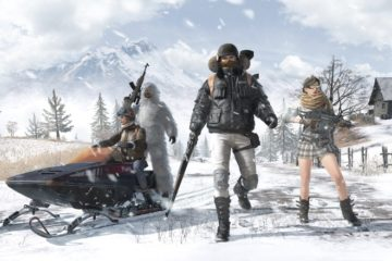 how to play Vikendi Snow Map In PUBG Mobile