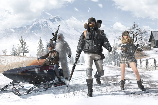 How To Play Vikendi Snow Map In PUBG Mobile IN Android & iOS