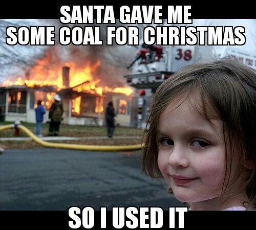 kids christmas meme
