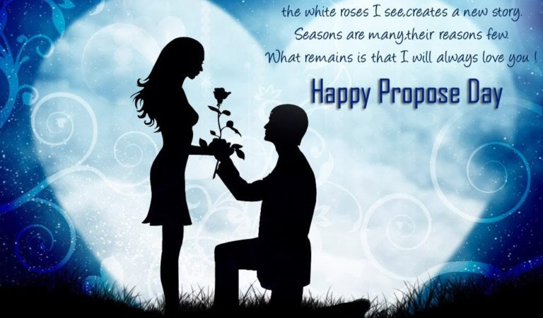 Happy Propose Day Video Status, WhatsApp & Facebook Status for BF, GF, Wife, Husband