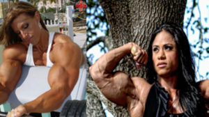 10 Female Bodybuilders With Big Biceps