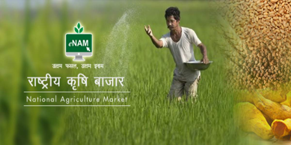 National Agriculture Market or e NAM