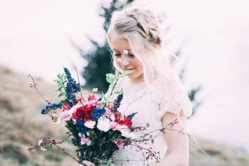 Shopping for A Flower Girl Dress