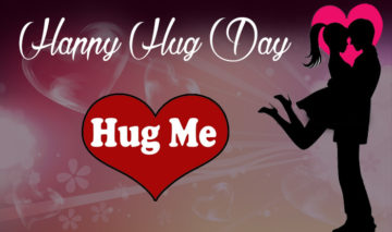 happy hug day gifs