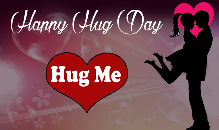 100+ Happy Hug Day Gifs, 3D Pics and WhatsApp DP for GF & BF