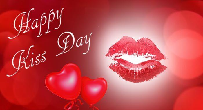 happy kiss day gifs
