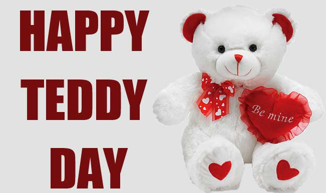 happy teddy day images gifs download