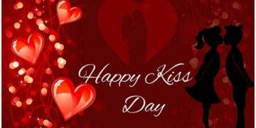 kiss day gifs