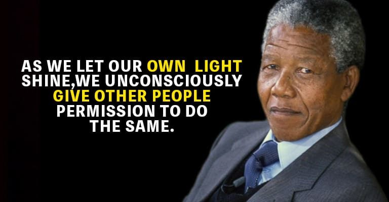 Nelson Mandela Quotes That Will Influence Your Personality