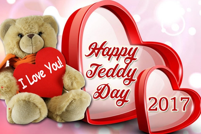teddy day gif images