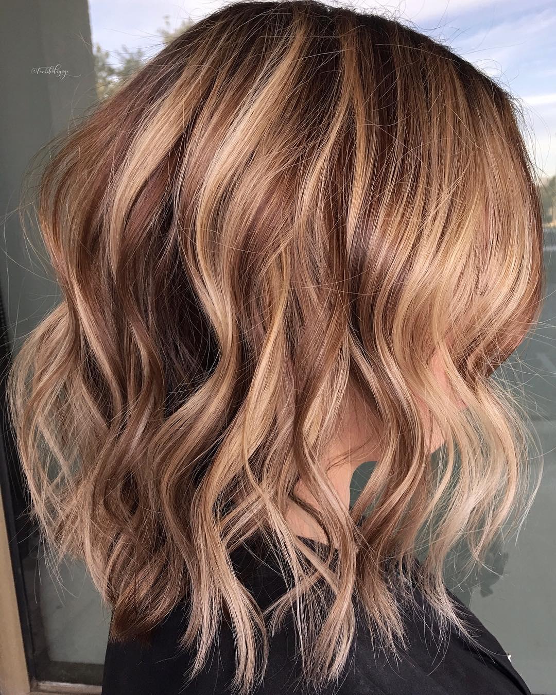 Light Brown Hair Colours