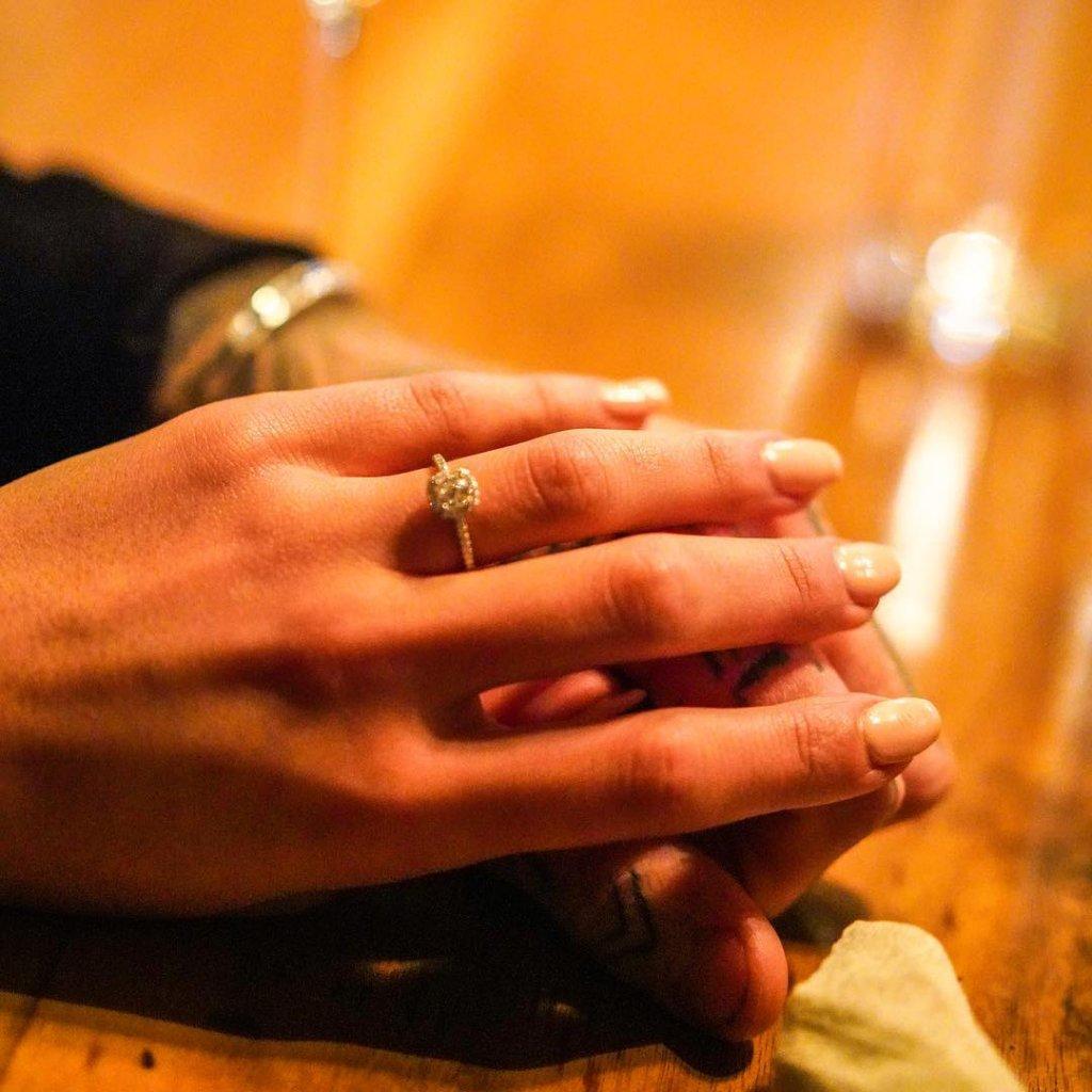 mia khalifa engagement ring