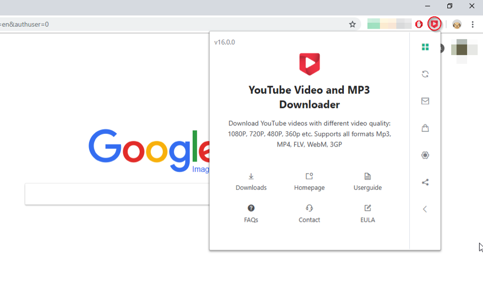 youtube video download toolbar for chrome