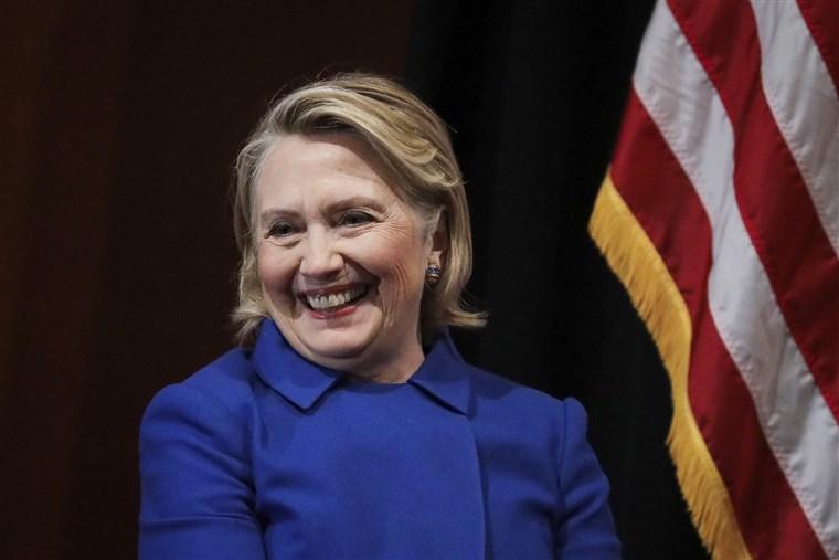 Hillary Clinton feminist