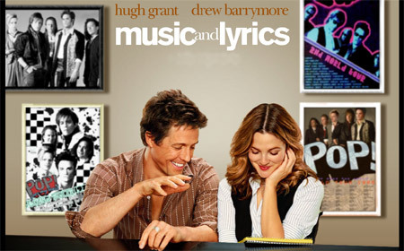 Music And Lyrics movie